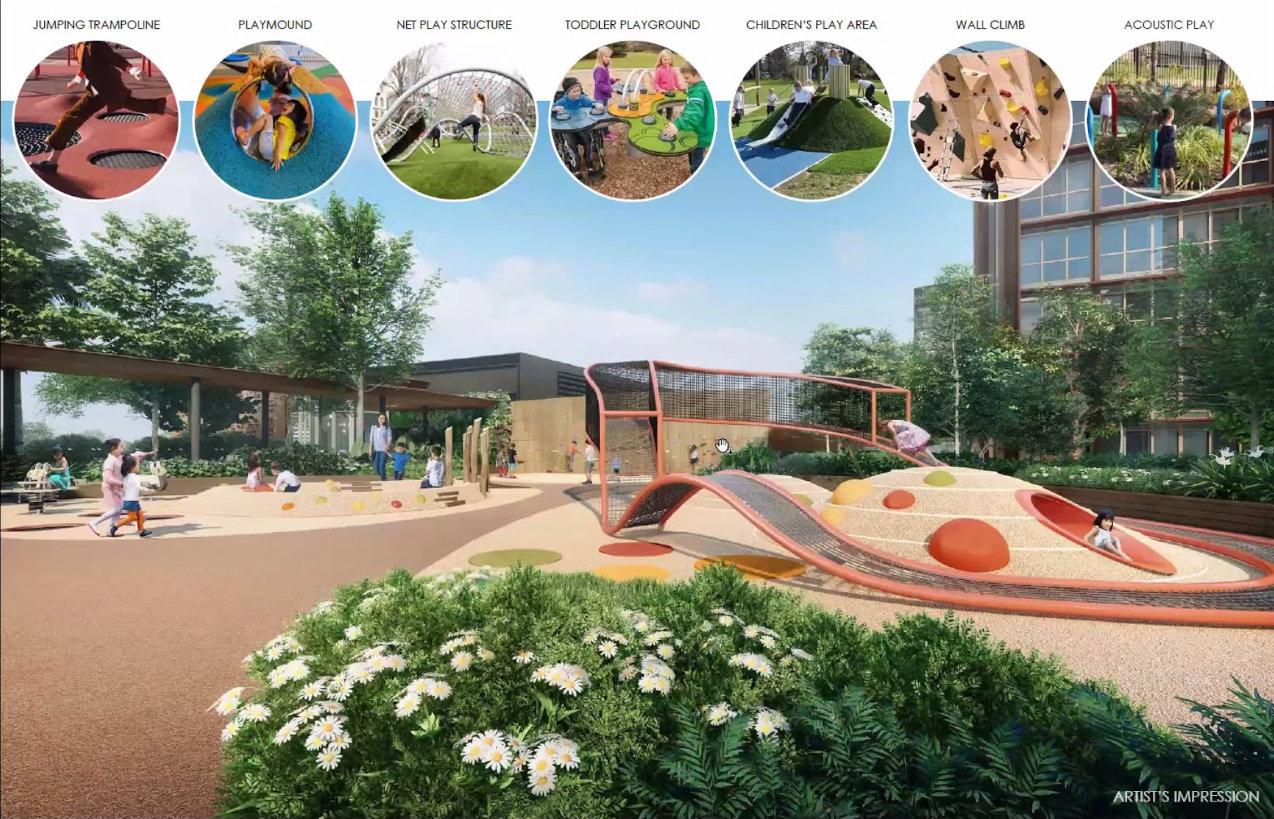 Kids Club and Playground