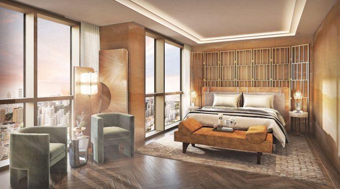 Klimt Cairnhill Penthouse Royal . Master Bedroom