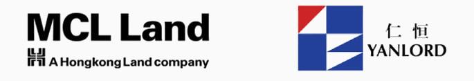 MCL Land Yanlord Logos