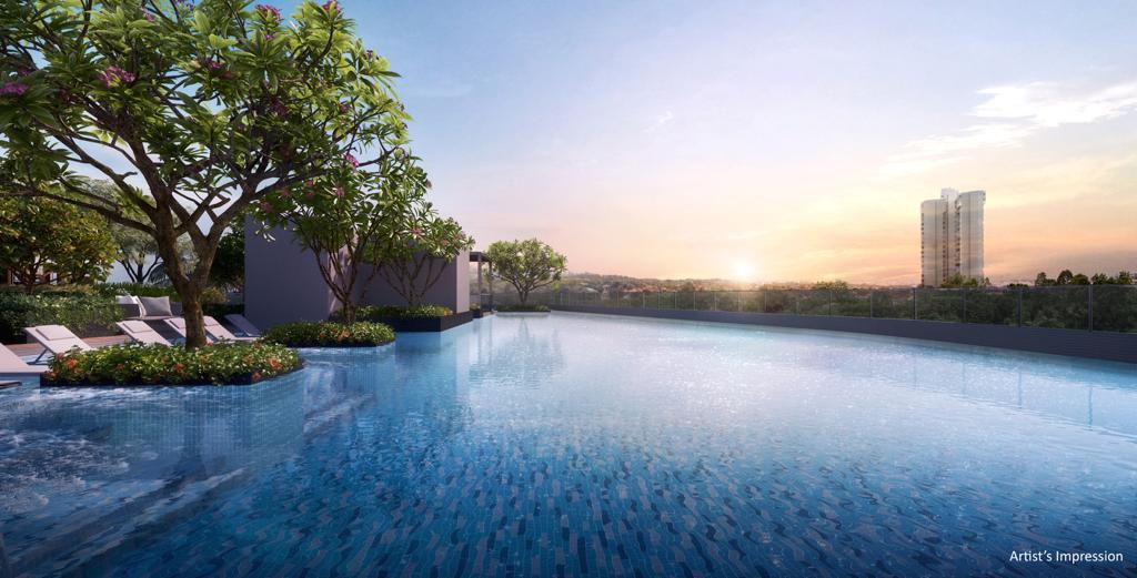 Linq Condo Pool