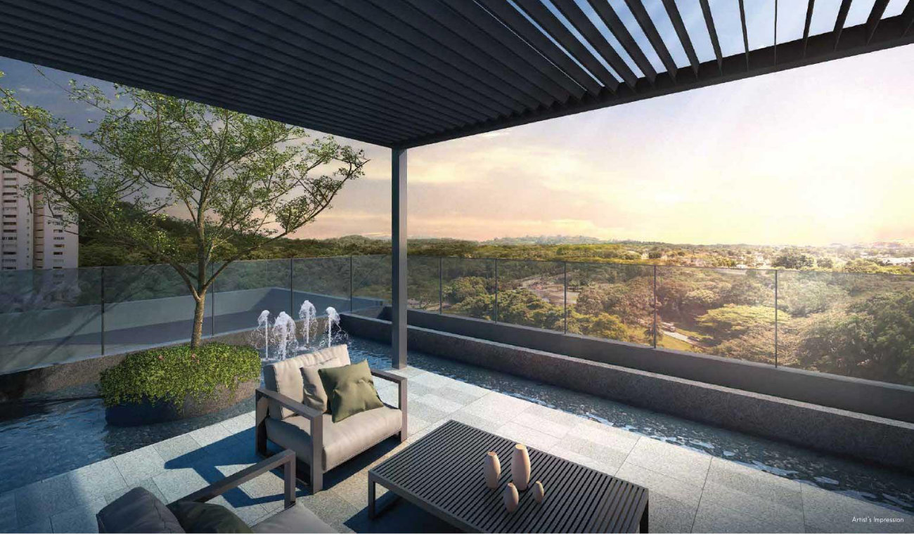 Linq @ Beauty World Terrace