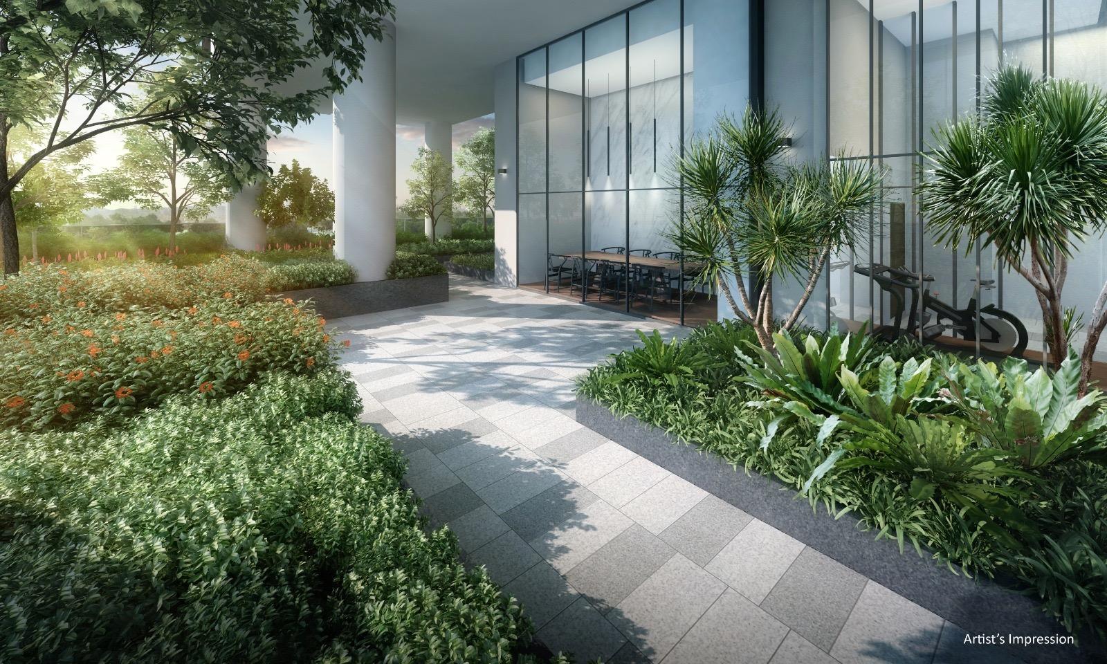 Linq Condo Garden