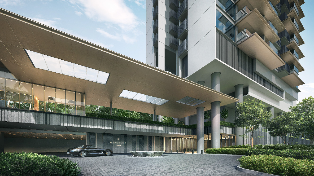 Margaret Ville Condo By Mcl Land Welcome To