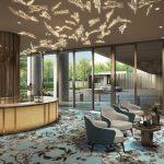 Margaret Ville Condominium Lobby