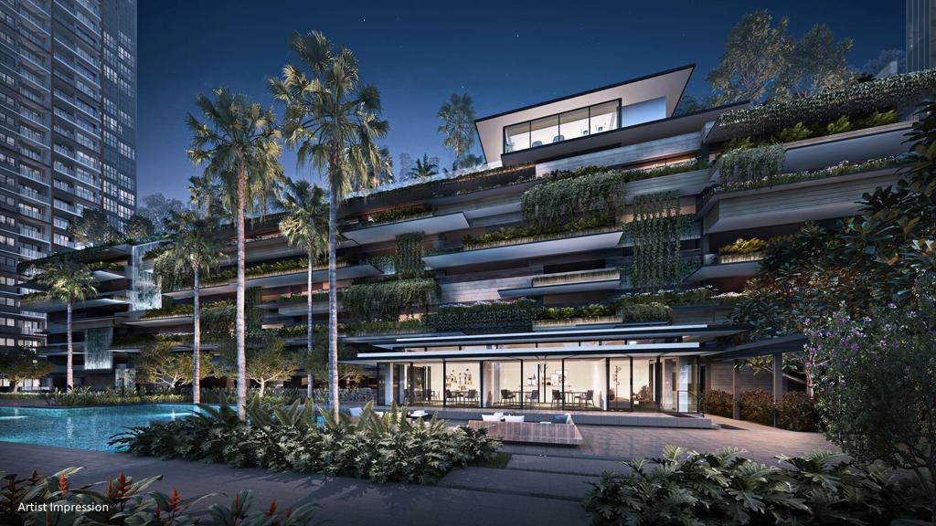 Midwood Condominium Clubhouse