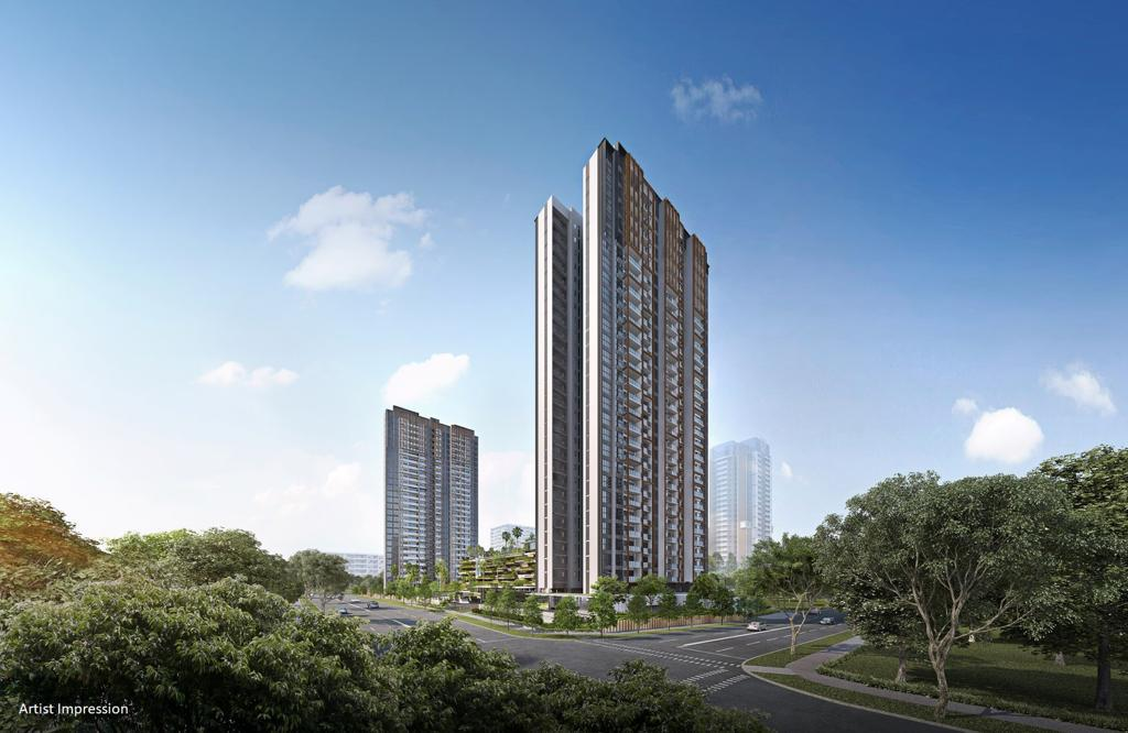 Midwood at Hillview . Upper Bukit Timah Singapore