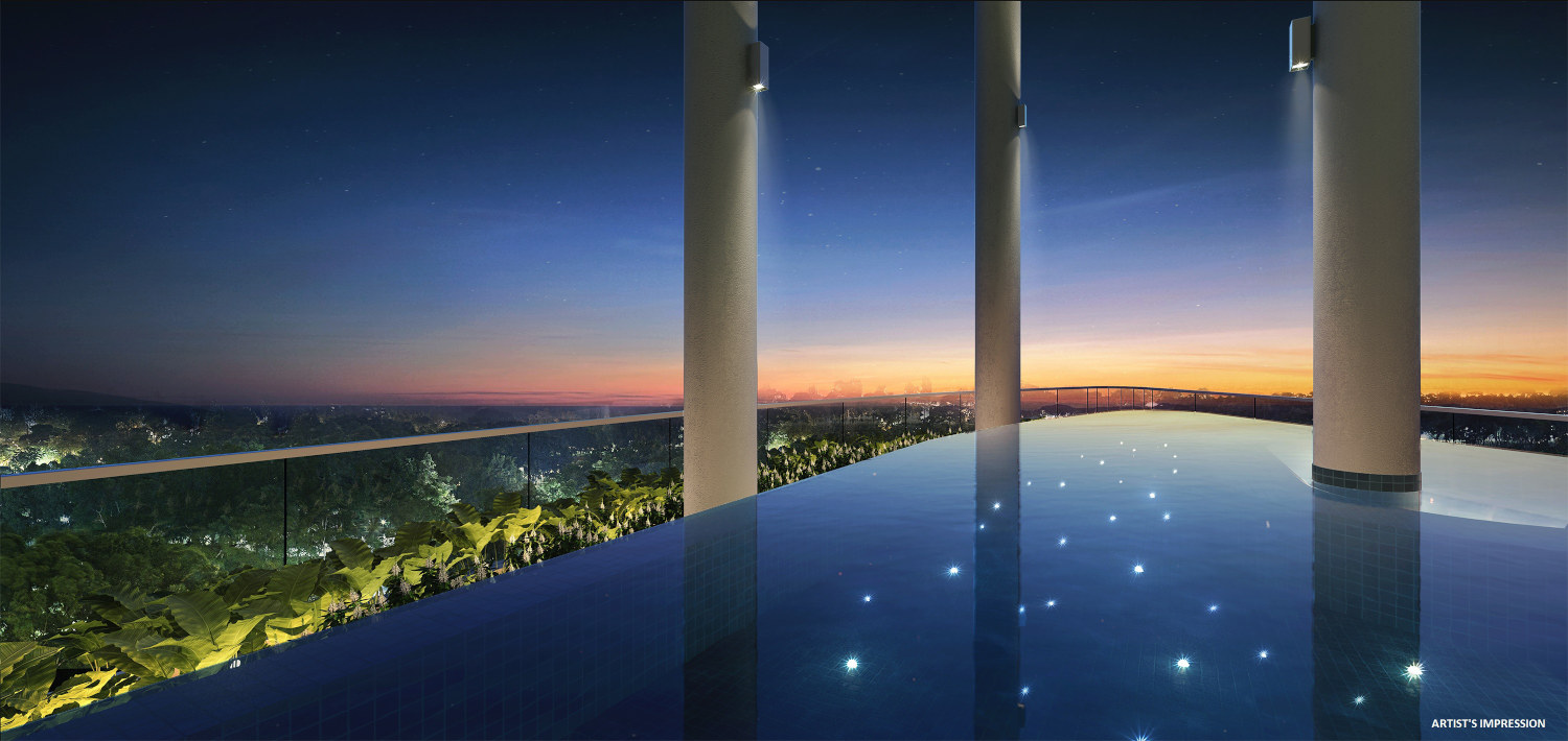 Starlight Infinity Pool