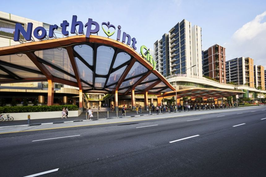 NorthPoint City at Yishun Town Centre