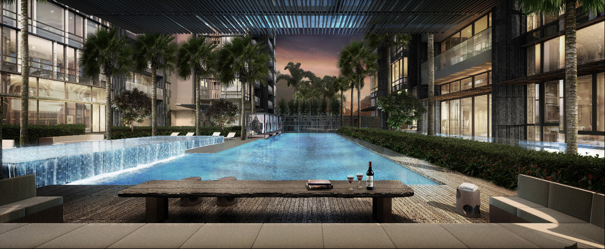 One Balmoral by Developer Hong Leong for The Opus Condo Singapore
