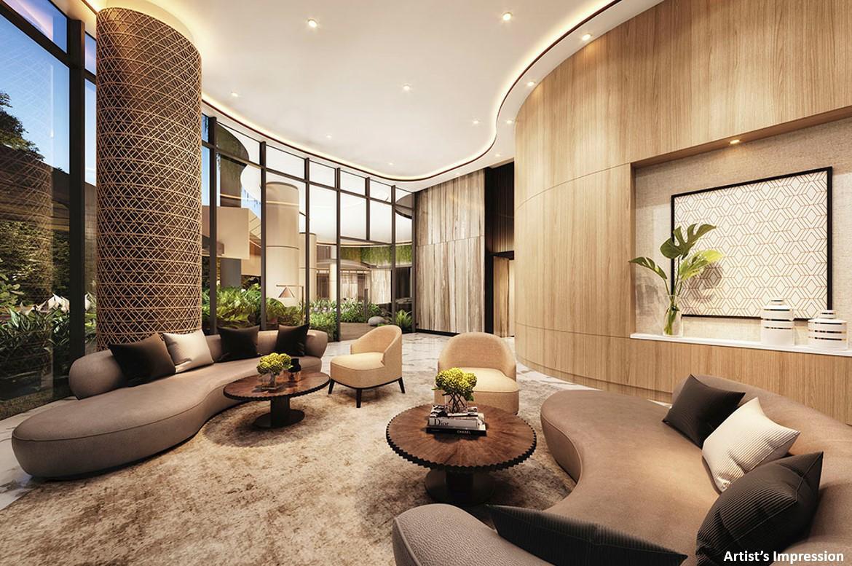 One North Eden Condominium . Clubhouse