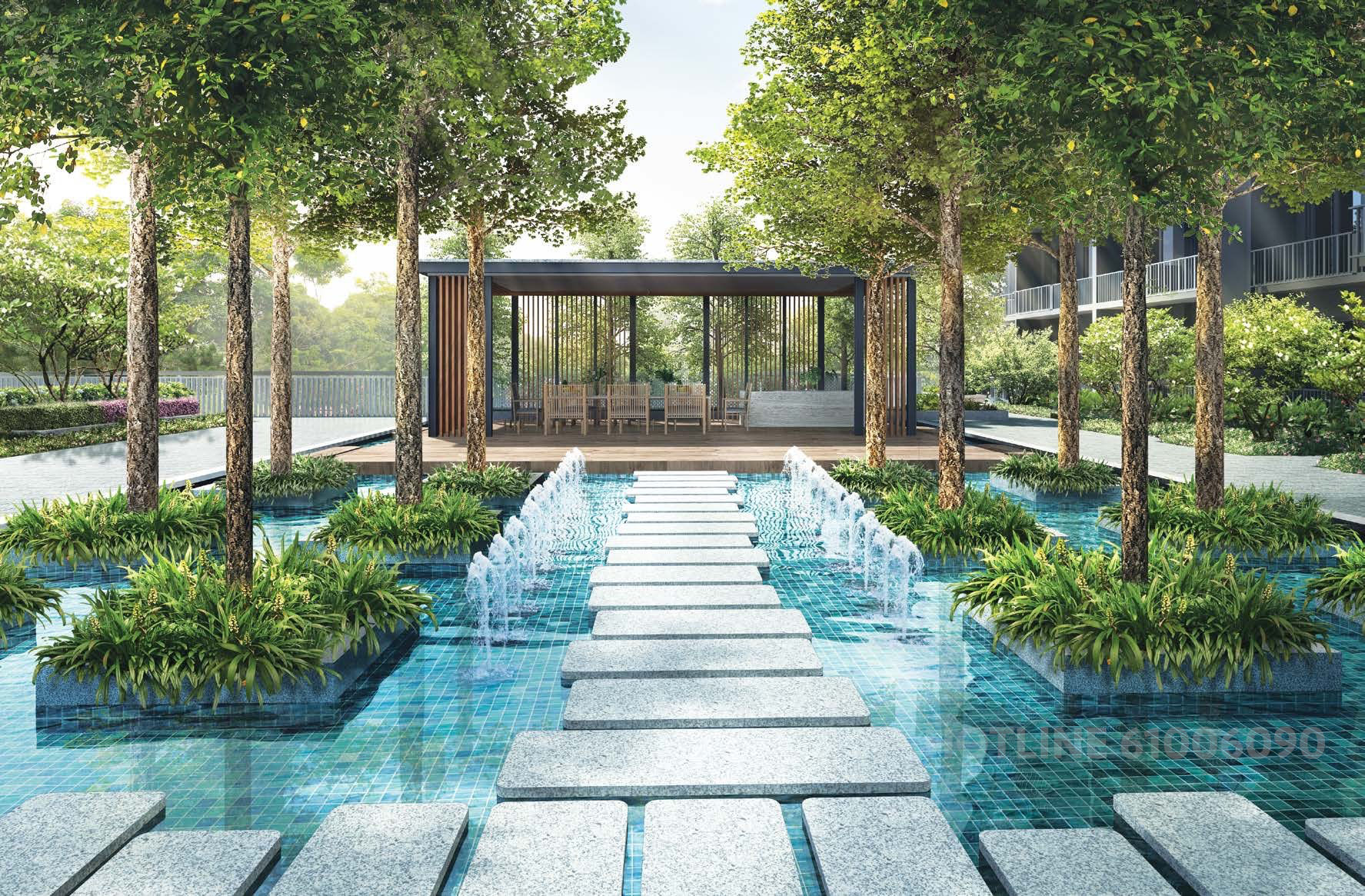 The Parc Botannia Development by Sing Holdings