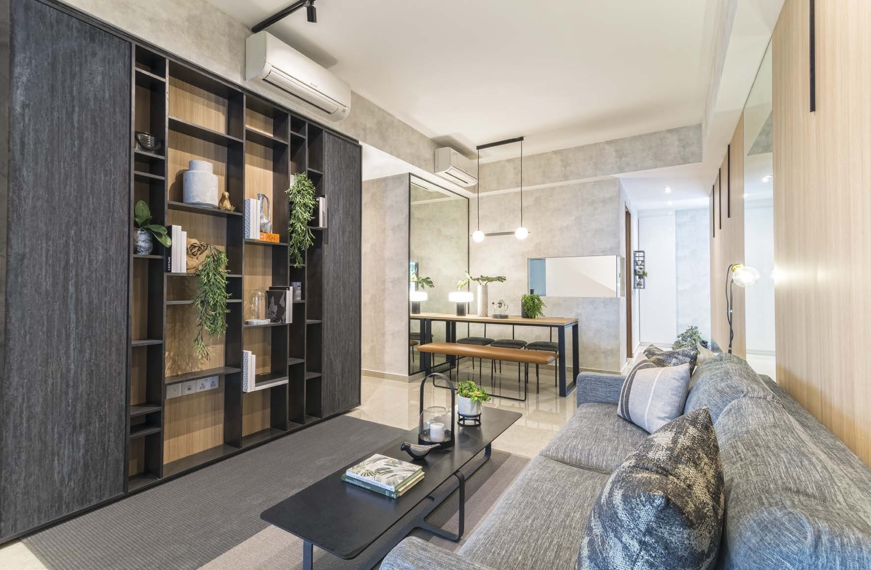 The North Gaia Showflat Can Take Inspiration from Parc Botannia
