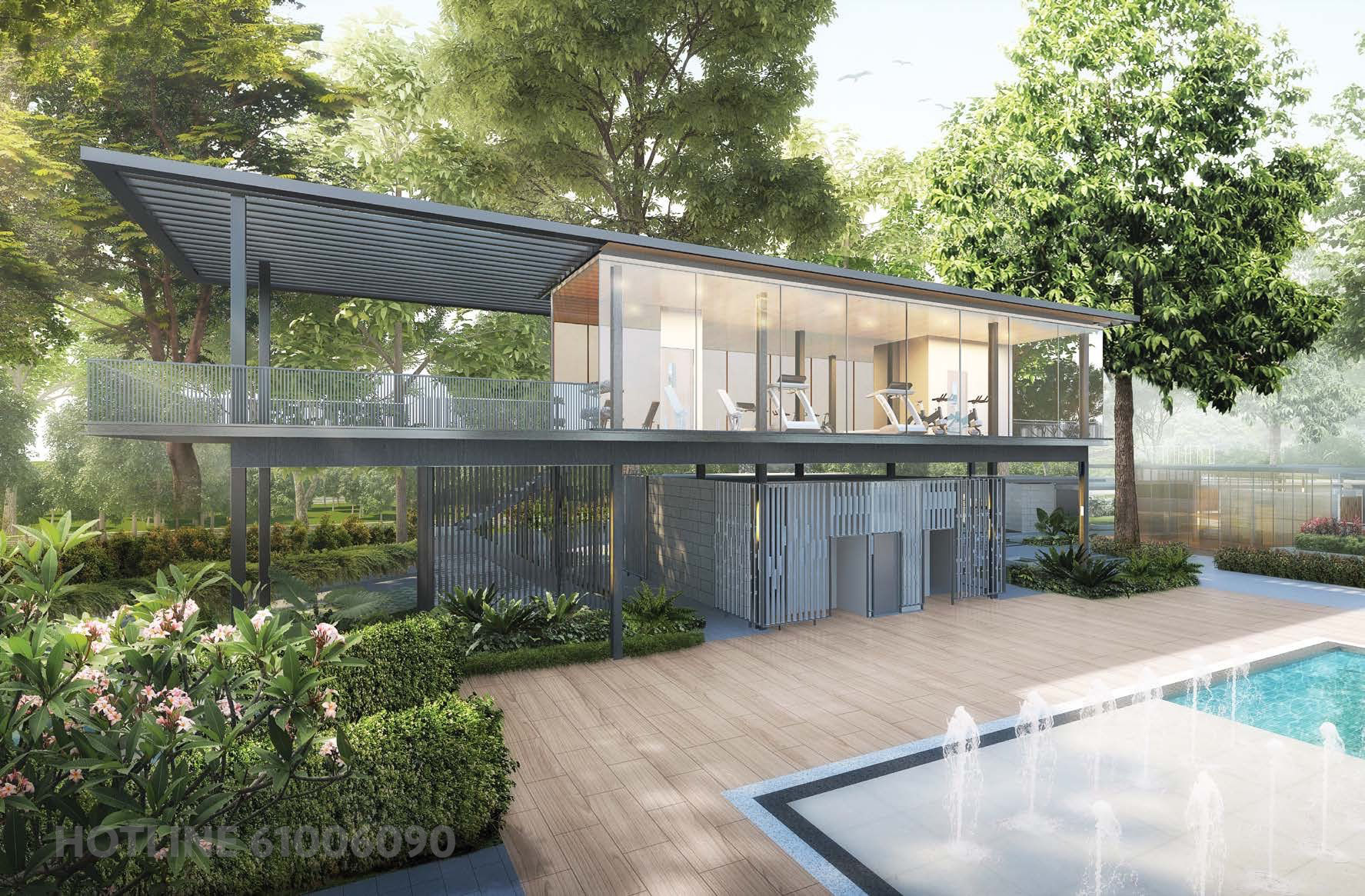 The Parc Botannia by Sing Holdings
