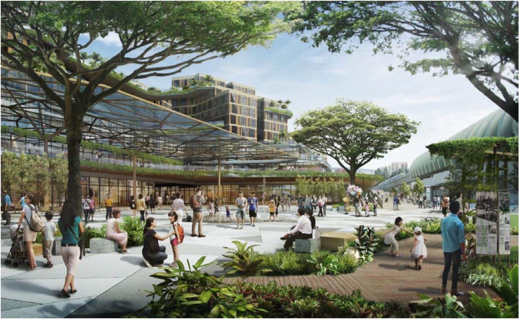Pasir Ris 8 Condo . By Allgreen Properties