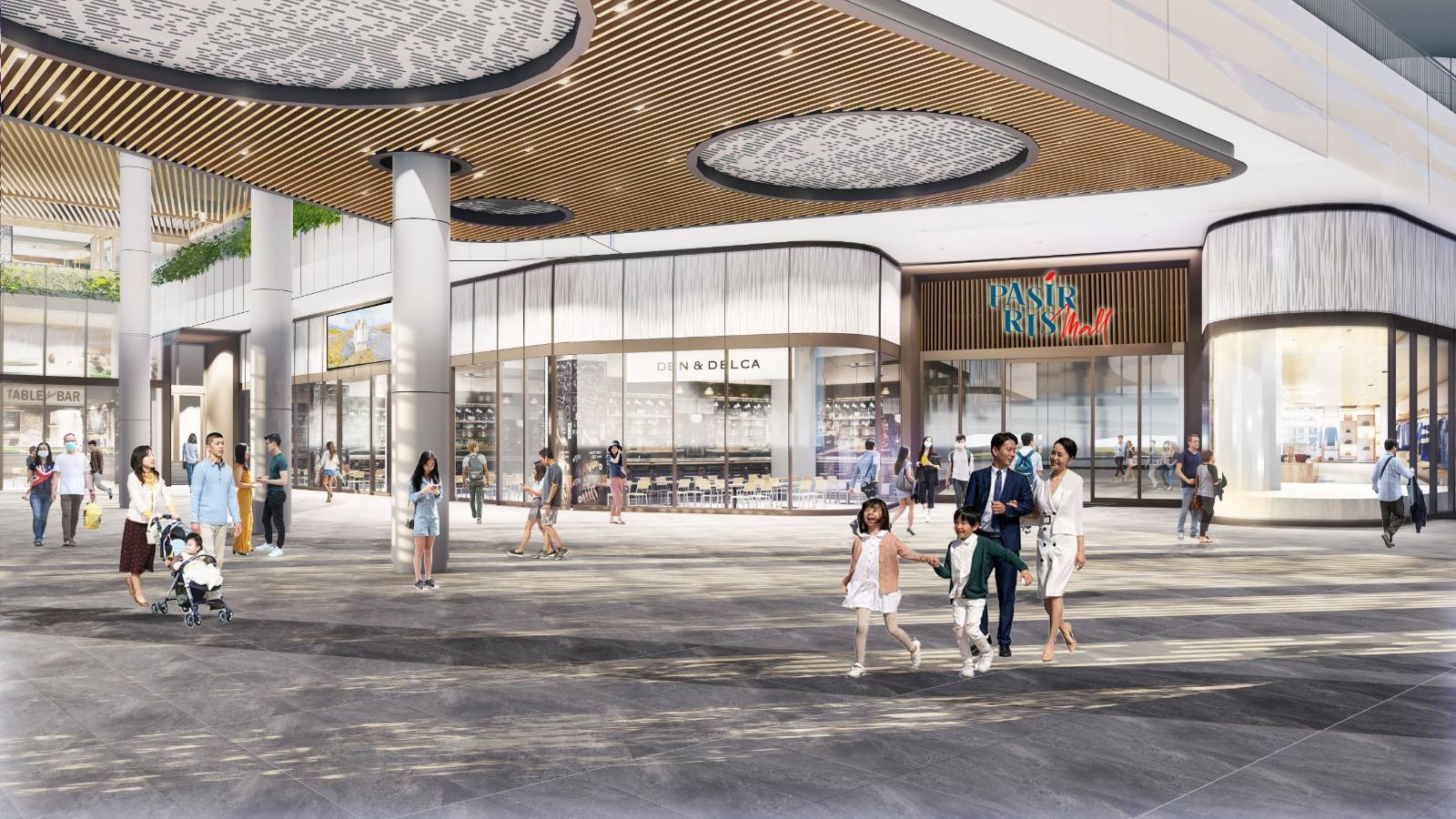 Pasir Ris 8 Mall