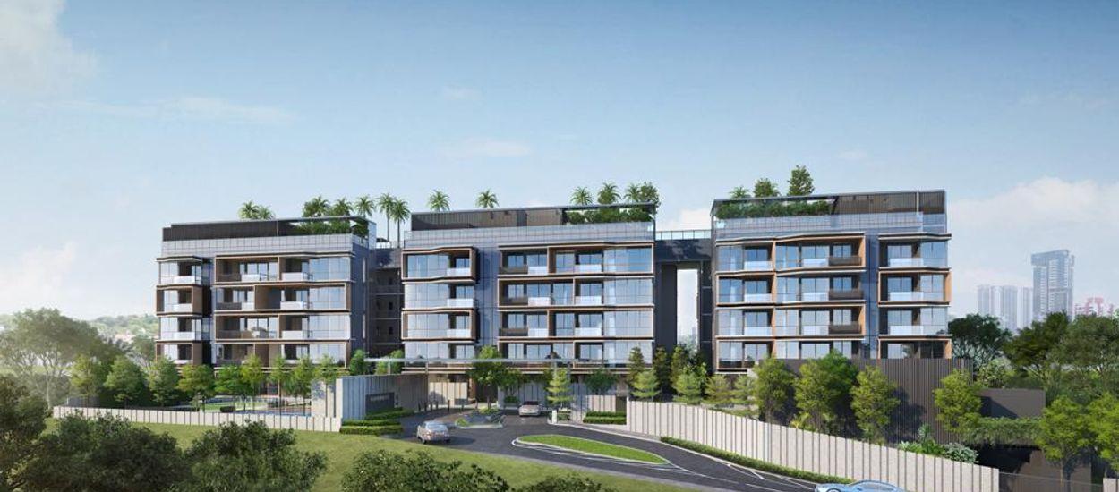 The Peak Residence Condominium at Thomson Road