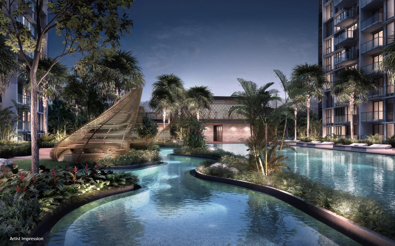 Penrose Condominium Facilities