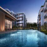 Phoenix Residence Condo Pool