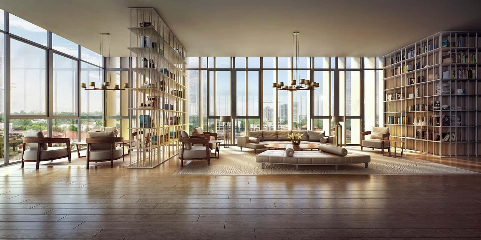 Robin Residences Clubhouse . Developed by Sing Holdings