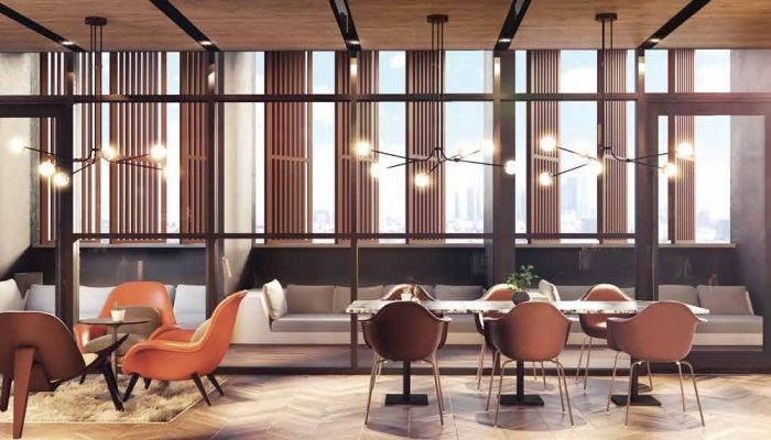 The Atelier Condo . Clubhouse Facilities