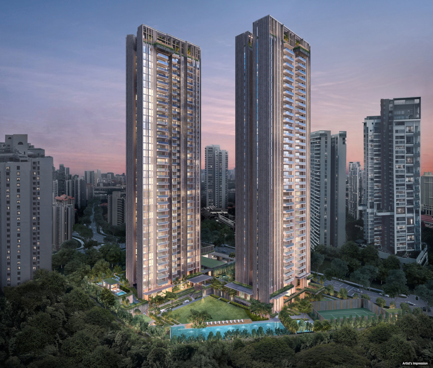The Avenir River Valley Singapore
