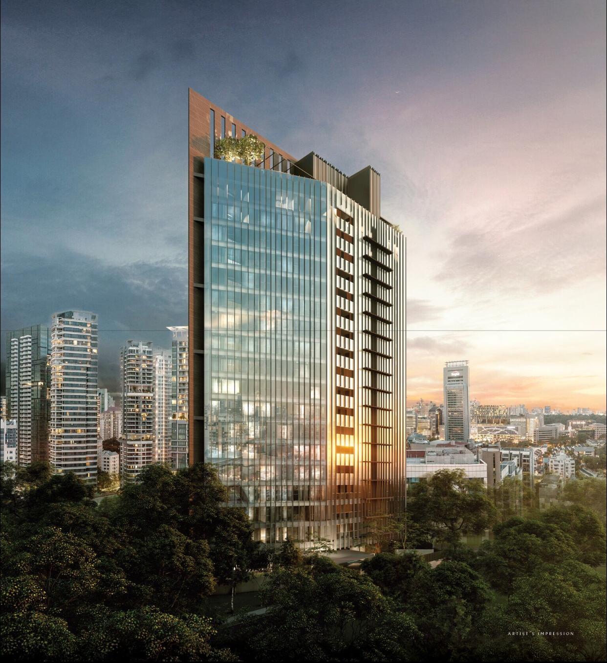 The Iveria Singapore