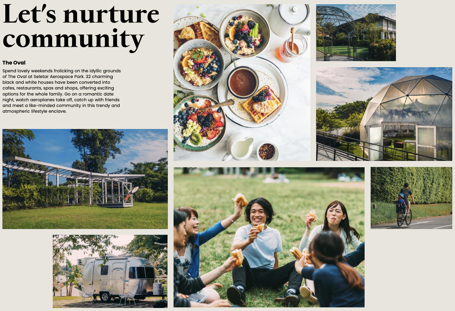 The LifeStyle Enclave of Seletar