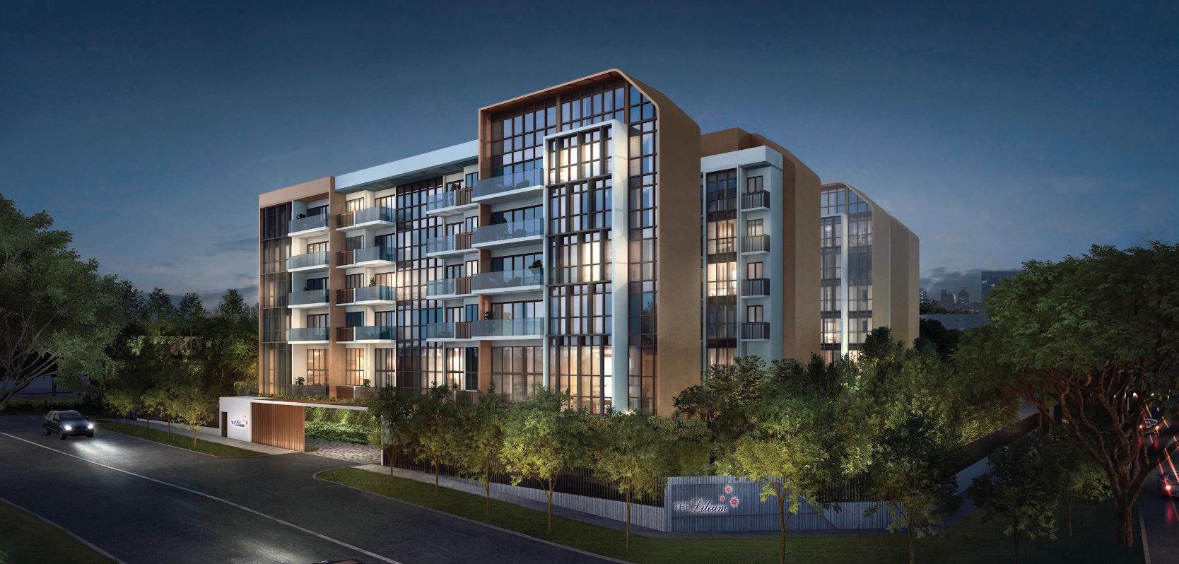 The Lilium Condominium