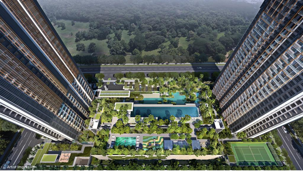 Hillview Midwood Condo and Facilities