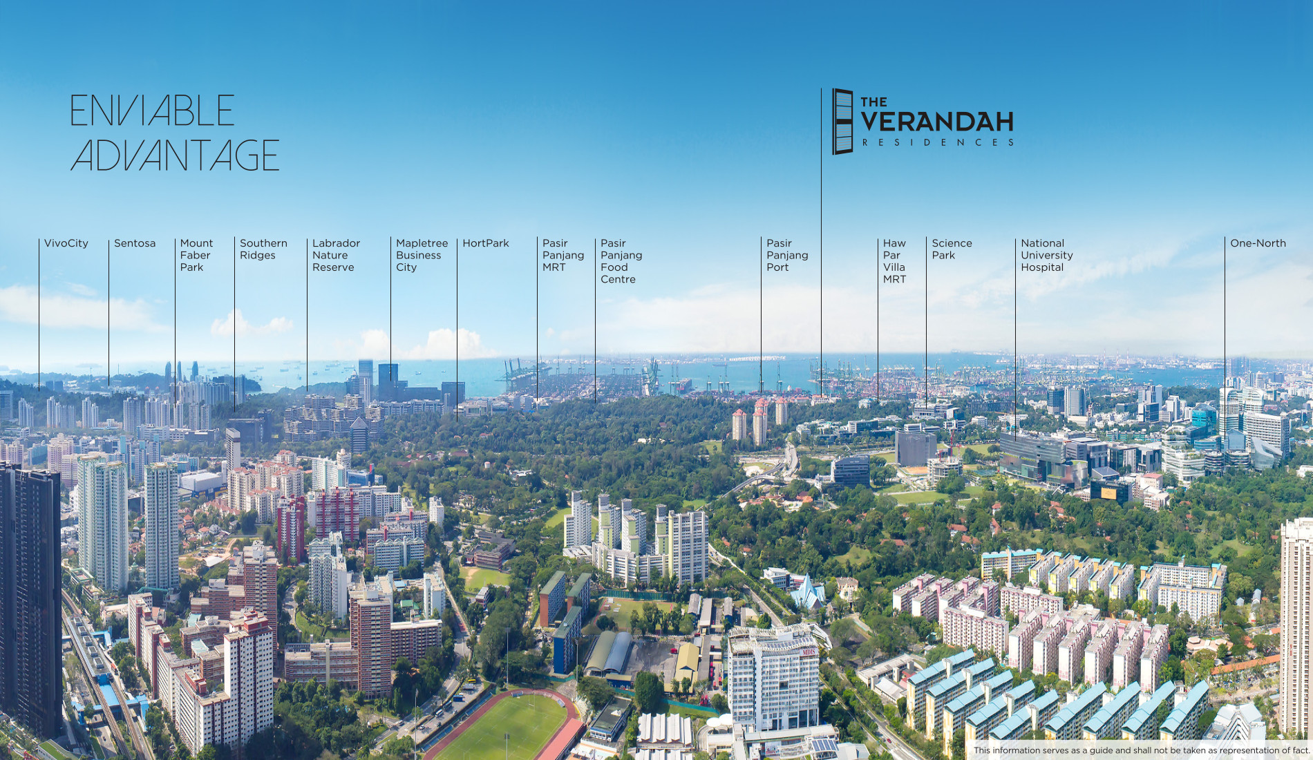 The Verandah Residences Location View