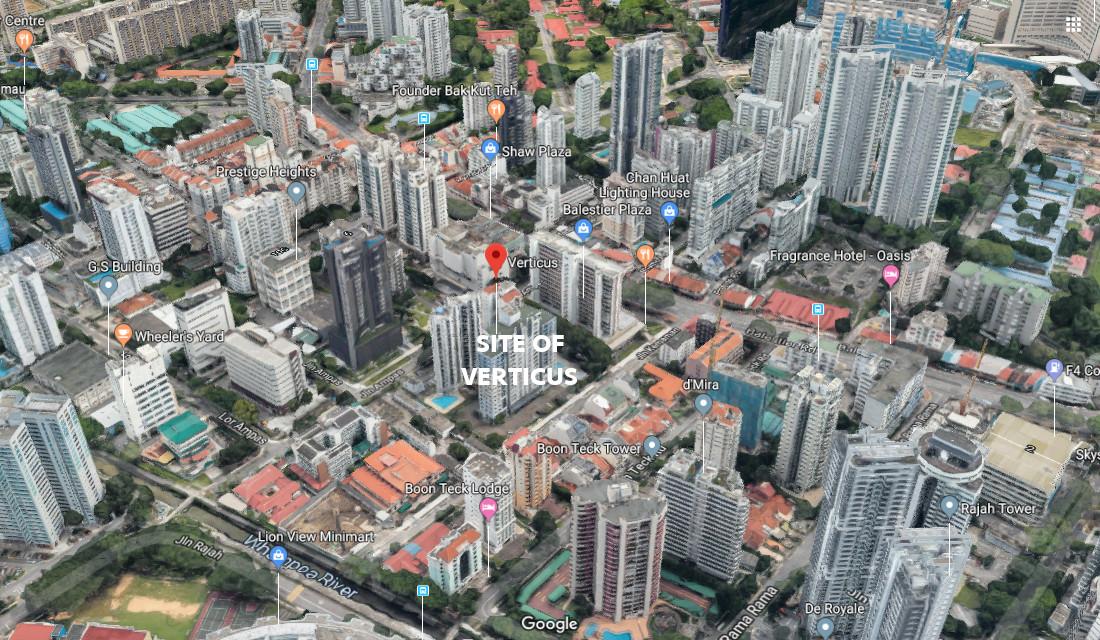 The Neighbourhood at Jalan Kemaman