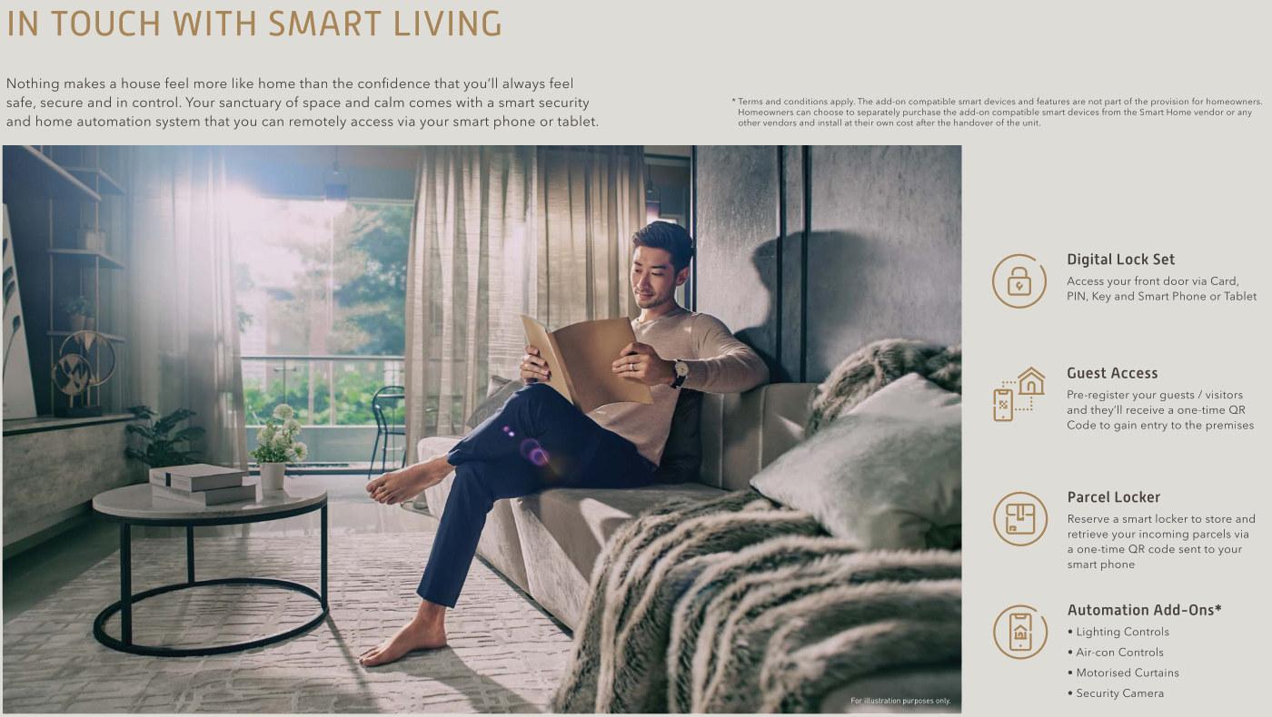 Smart Living Provisions