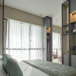 UOL Showflat Master Bedroom