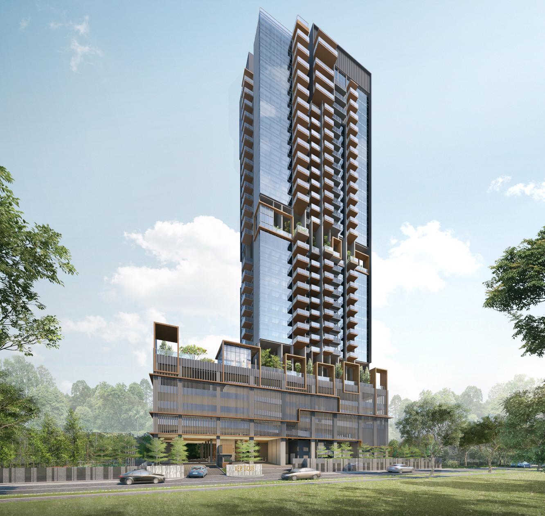 Verticus Condominium Tower
