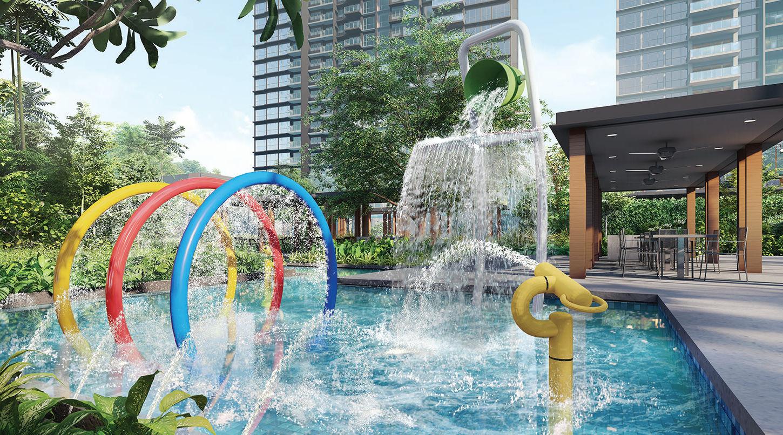 Water Play Pool