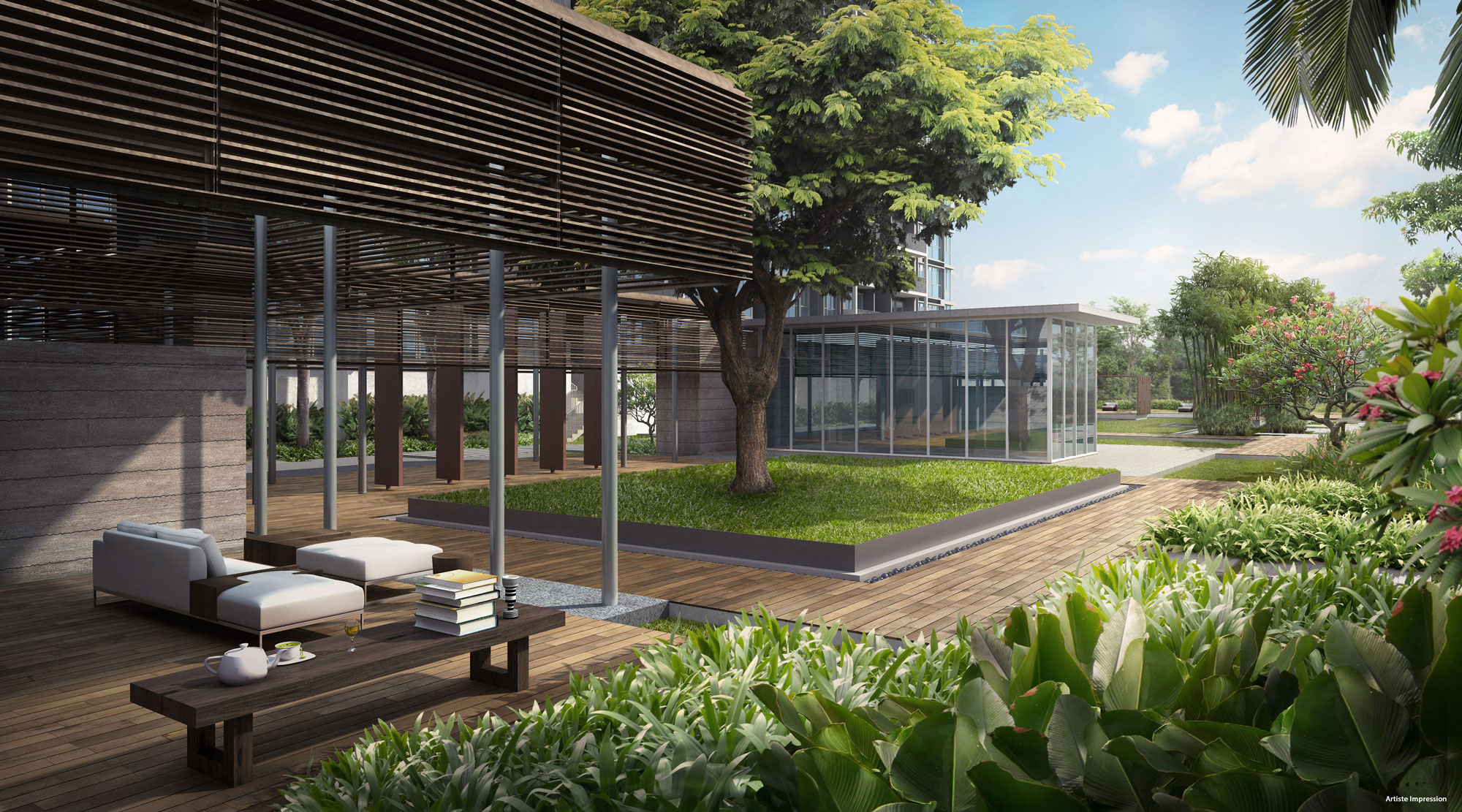 Bellewaters EC by Developer of JadeScape Singapore