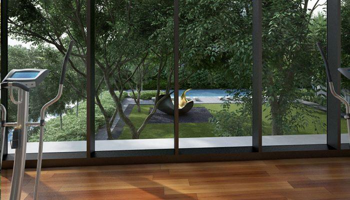 SQWhere Gym by SDB Developer for Jui Residences