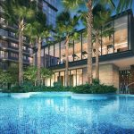 The Garden Residences Condo Clubhouse