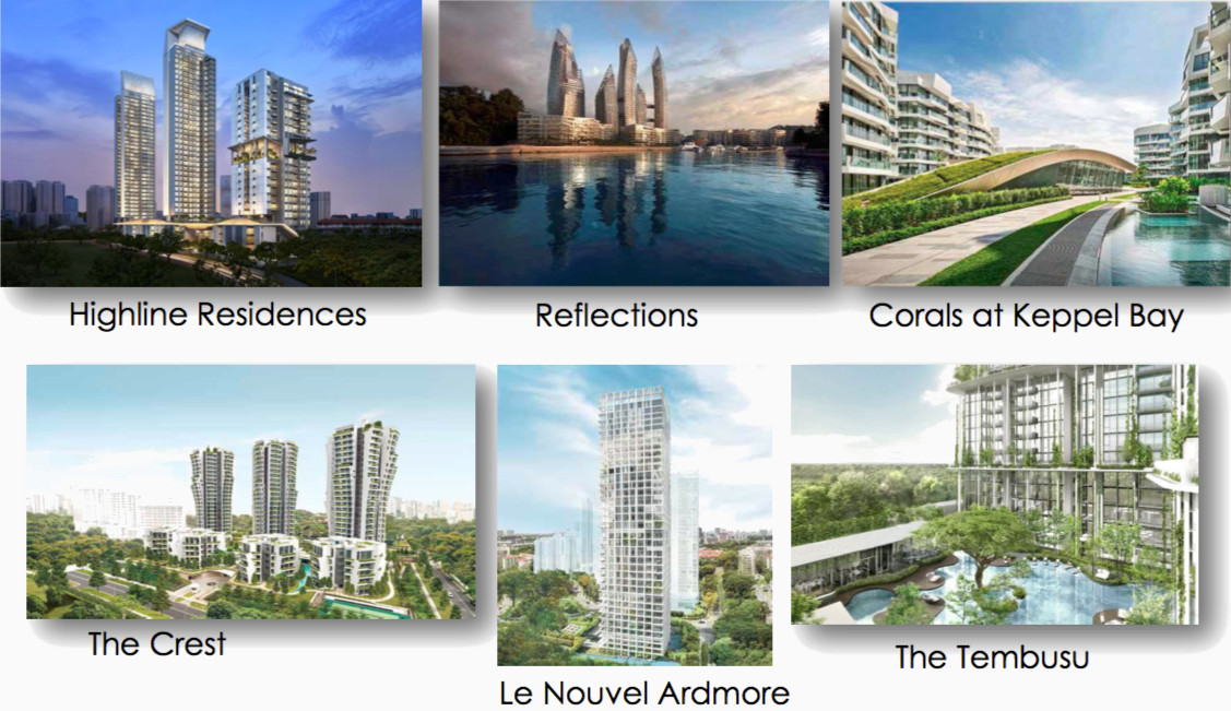 The Garden Condo Developer Projects