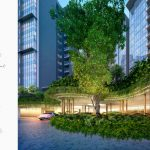 The Garden Residences Grand Entrance