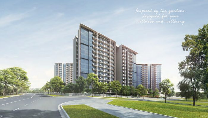 The Garden Residences Singapore