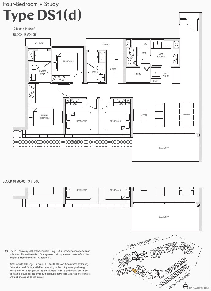 Affinity at Serangoon · Showflat 61006090 · Official