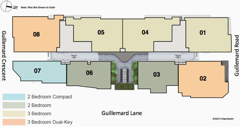Arena Residences Floor Plan . Layout of Stacks