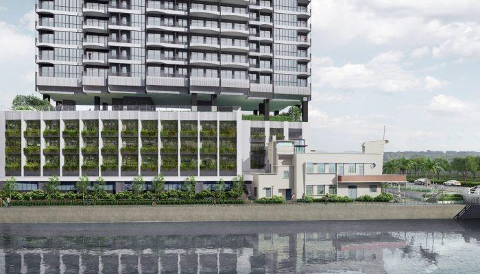 Jui Condo Singapore Promenade View