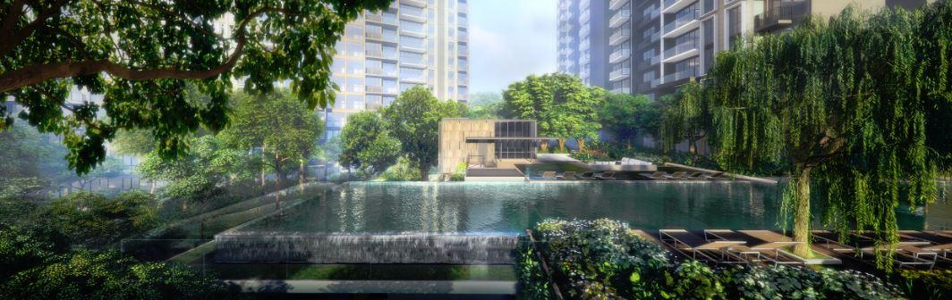 Park Colonial Singapore Main Pool