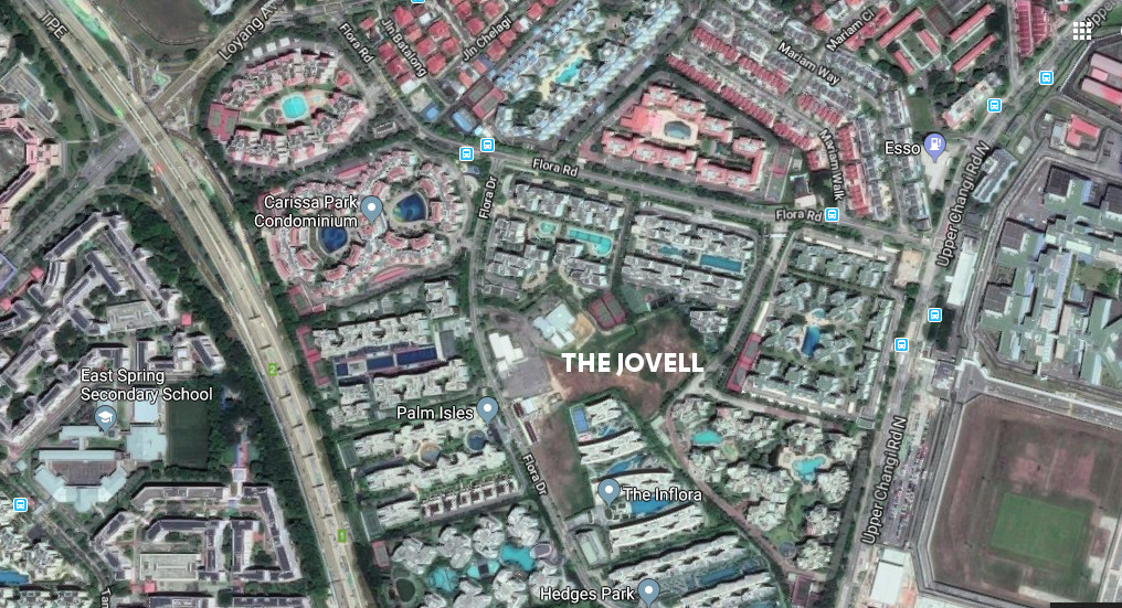 The Jovell Condo Site Location Neighbourhood