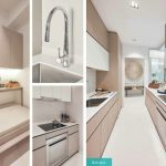 Casa Al Mare Condo Showflat Kitchen