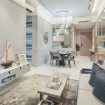 Casa Al Mare Showflat 3BR Living Dining