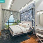Casa Al Mare Showflat 3BR Master Bedroom