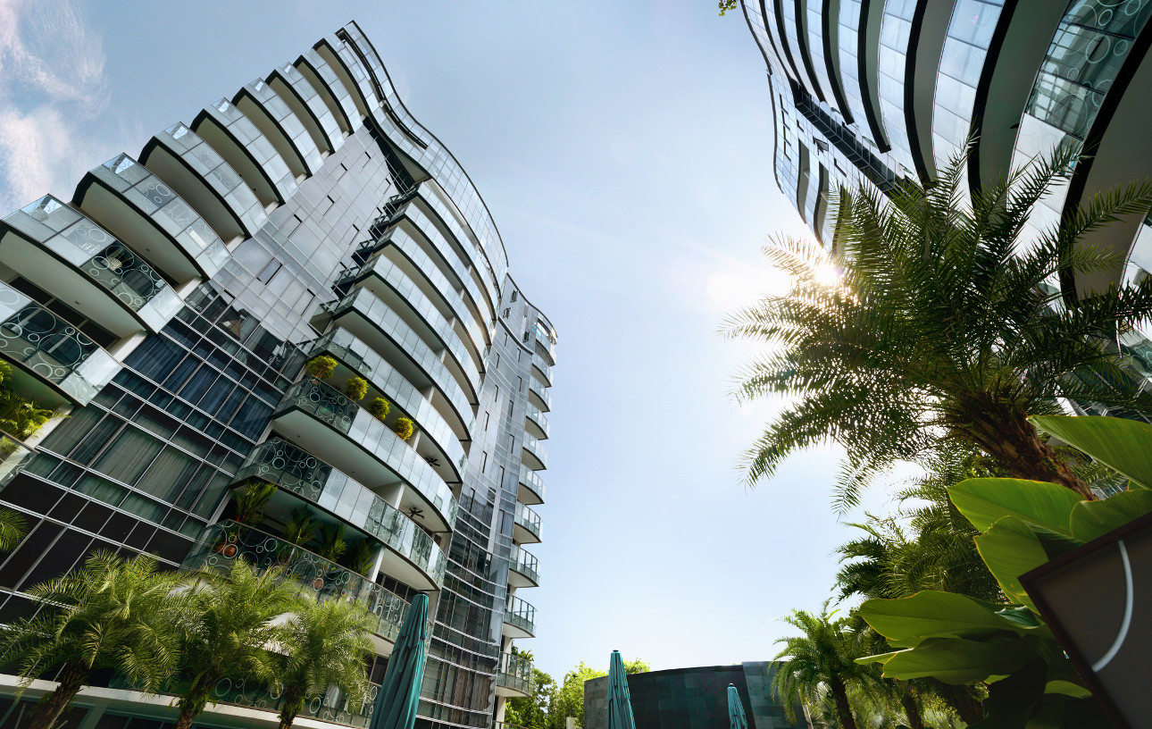Hallmark Residences by MCL Land . Developer for Parc Esta Singapore